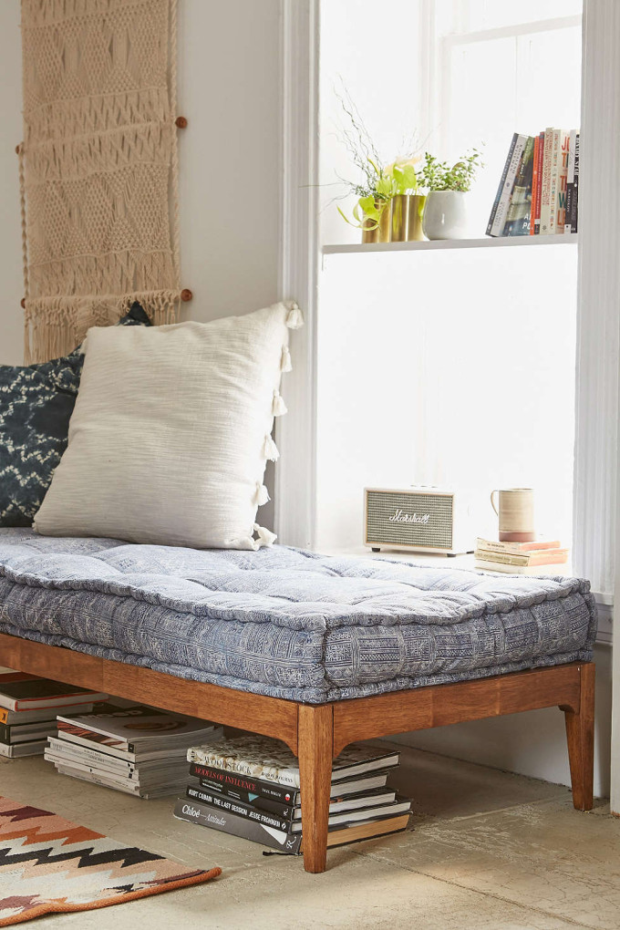 Interior Design Dreaming: The Daybed (plus so many more gorgeous options!) - Assembly Home Hopper Daybed via Urban Outfitters