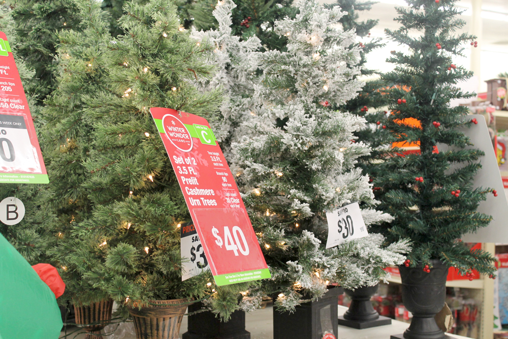 Big-Lots-Holiday-Decor---Trees