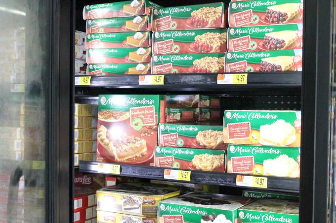Marie Callendar's Dessert Pies at Walmart