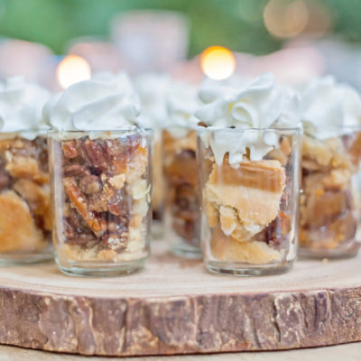 How to Make Pecan Pie Shooters for the Holidays