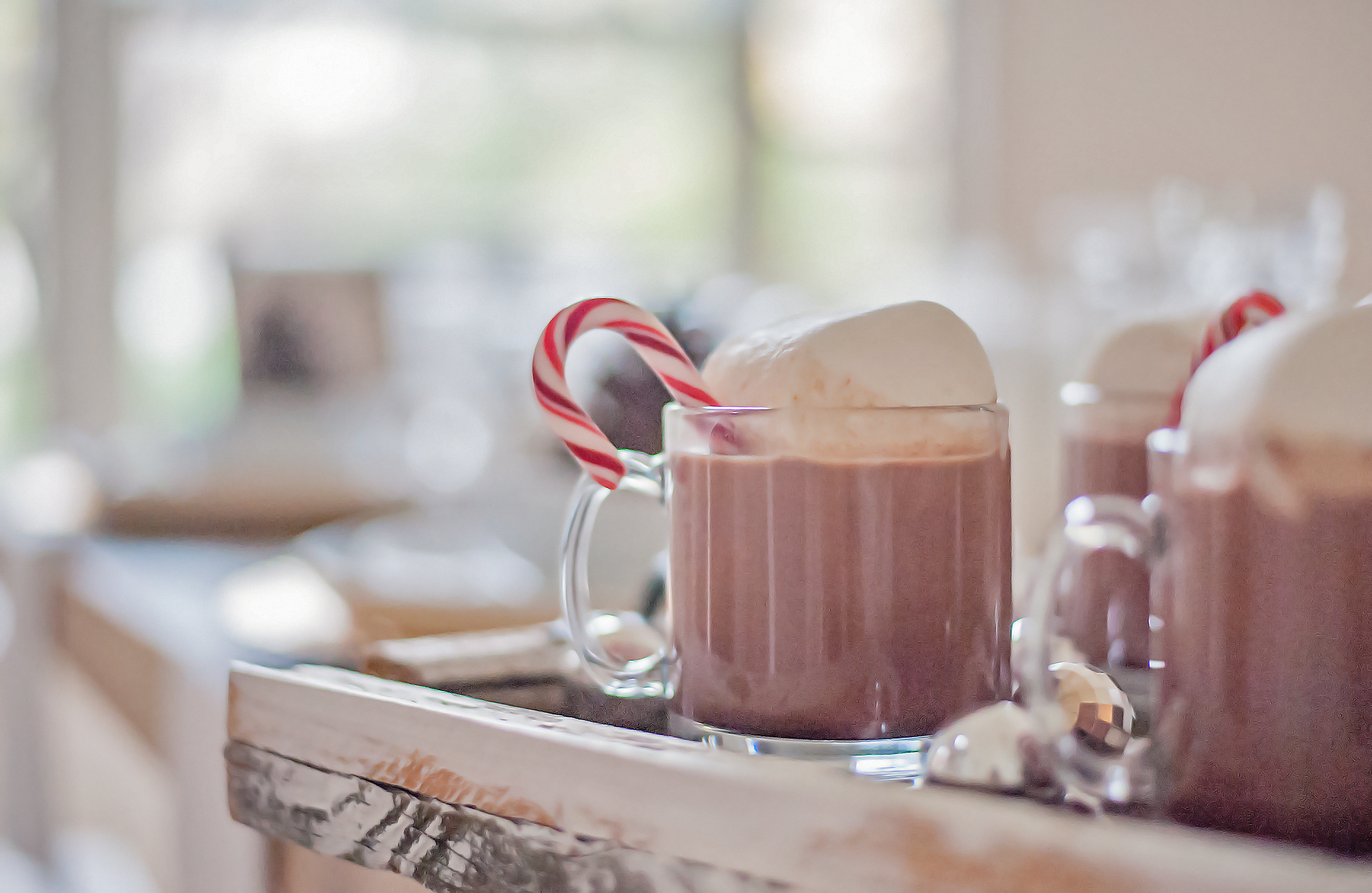 How to Upgrade Your Instant Hot Chocolate - Cinnamon Brown Sugar Hot Cocoa for the Holidays #Christmas