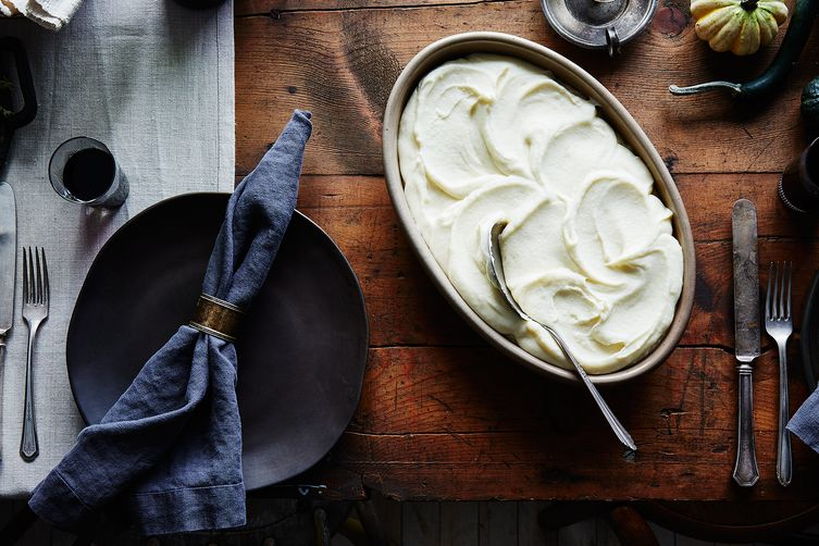 Amazing Mashed Potatoes made with Cream Cheese