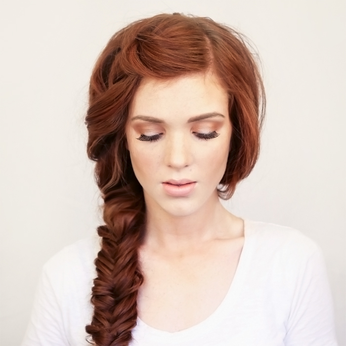 DIY Bohemian Side Braid Tutorial - Festival Hair
