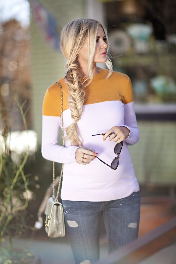 fishtail wrap around braid tutorial