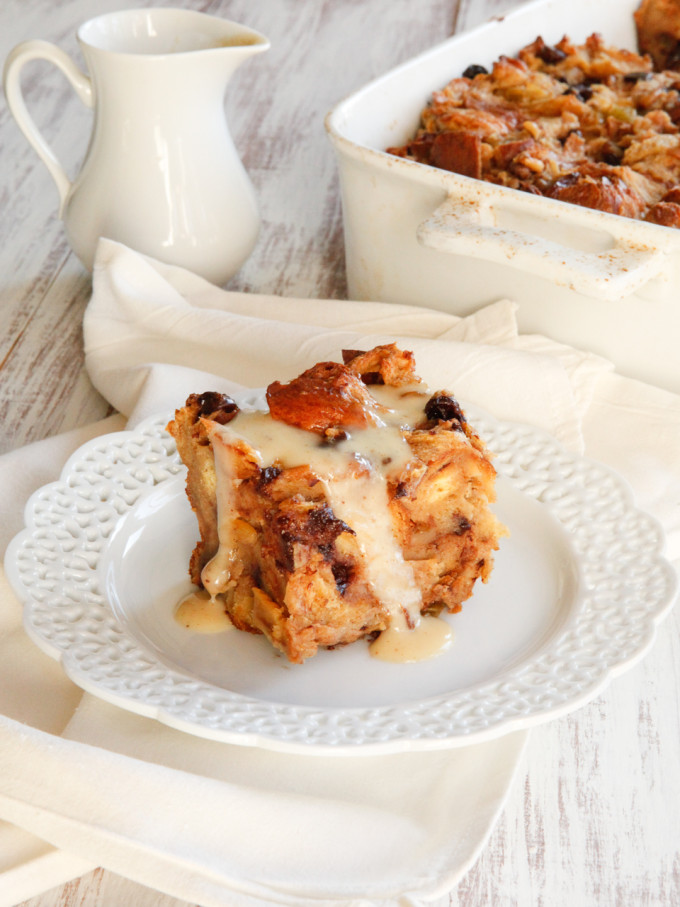 Planning the Menu - 22 Amazing Hannukah Recipes: Challah Bread Pudding with Kahlua Cream Sauce