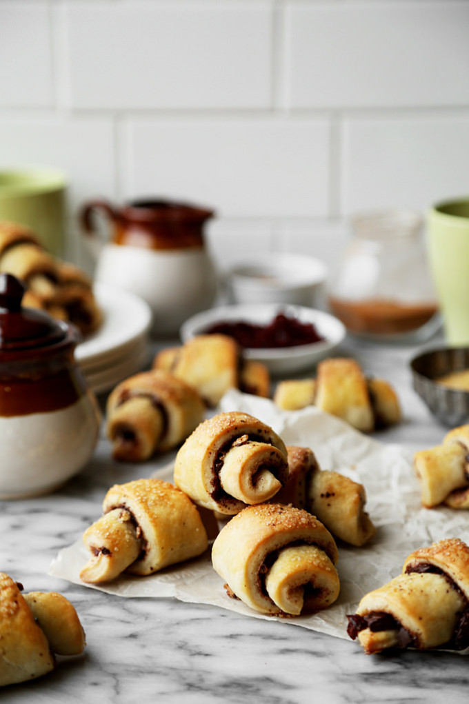 Planning the Menu - 22 Amazing Hannukah Recipes: Cherry, Dark Chocolate, Cinnamon, and Pecan Rugelach