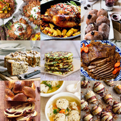 Planning a Hanukkah Menu: 22 Amazing Recipes