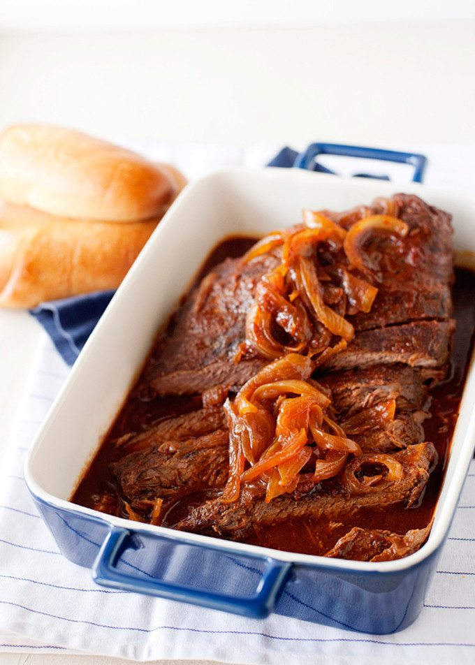 Planning the Menu - 22 Amazing Hannukah Recipes: Root Beer Brisket