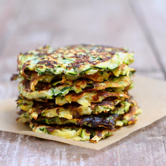 Planning the Menu - 22 Amazing Hannukah Recipes: Zucchini and Sweet Potato Fritters