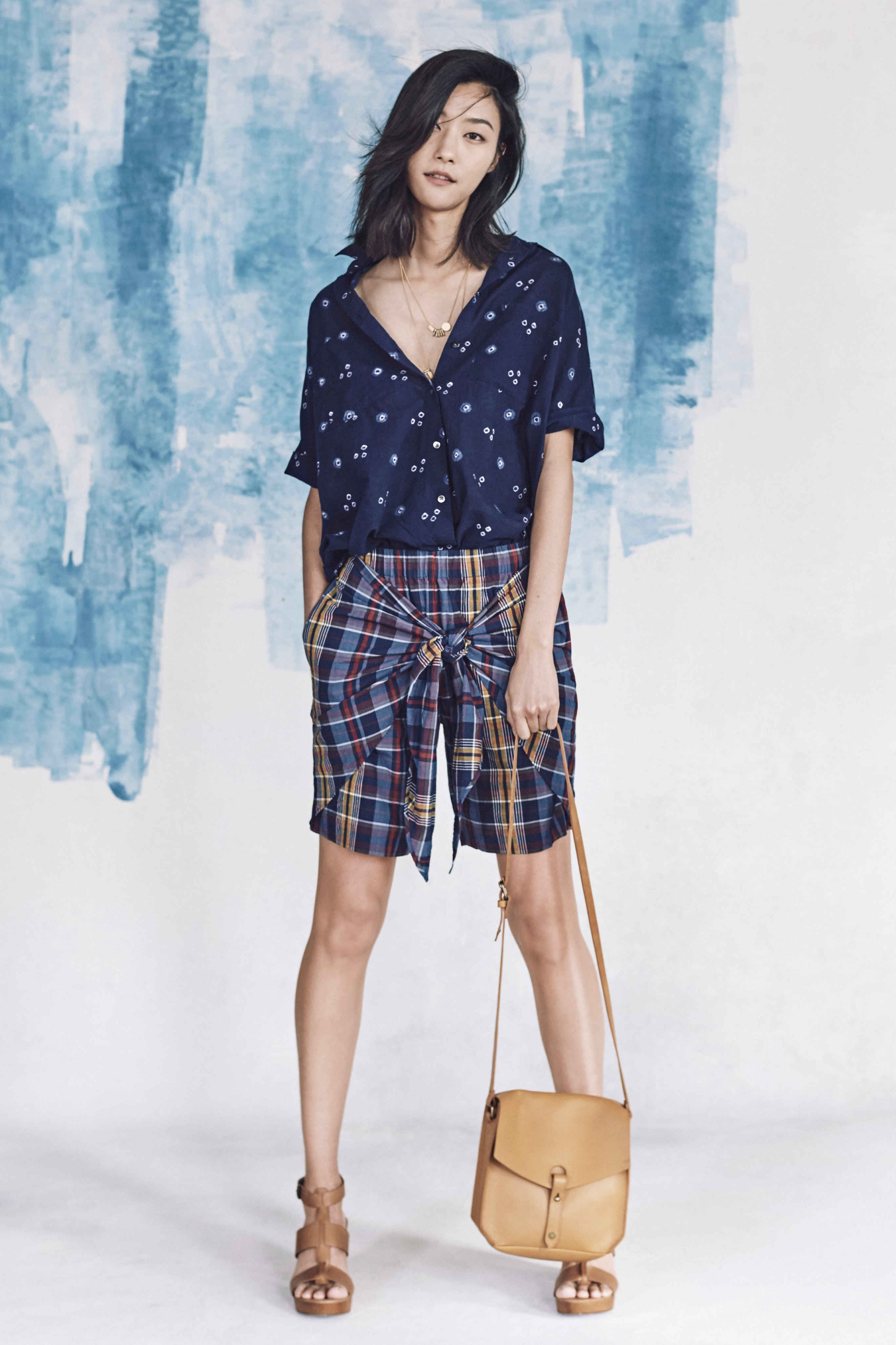 Madewell just released their spring 2016 collection, and trust me, you are going to be clamoring for every single piece. It's just so wearable. - Madewell Spring 2016 Lookbook