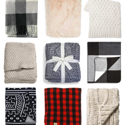 9 Must-Have Throw Blankets for Winter