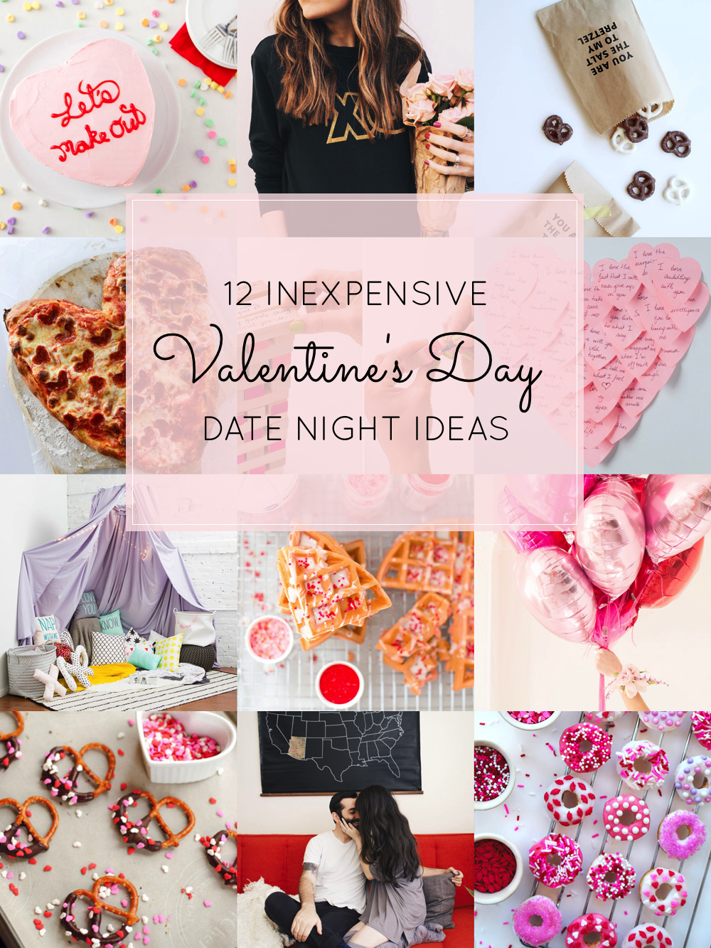 12 Inexpensive Valentine's Day Date Night Ideas (From the Comfort of Your Sofa)