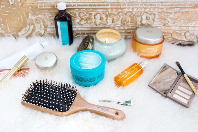 Moroccanoil Argan Oil Winter Beauty Routine - Body Buff