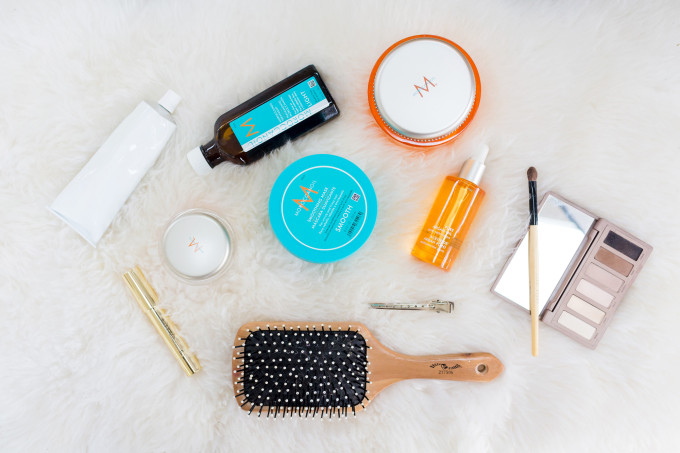 Moroccanoil Winter Beauty Routine