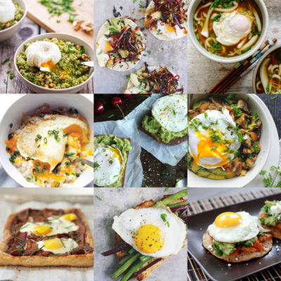 20 Favorite Egg Recipes