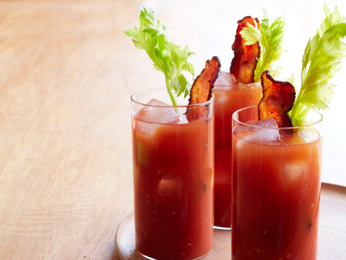21 Favorite Brunch Recipes (Perfect for Easter!): Smoky Bloody Mary
