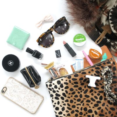 What's in My (Updated) Diaper Bag