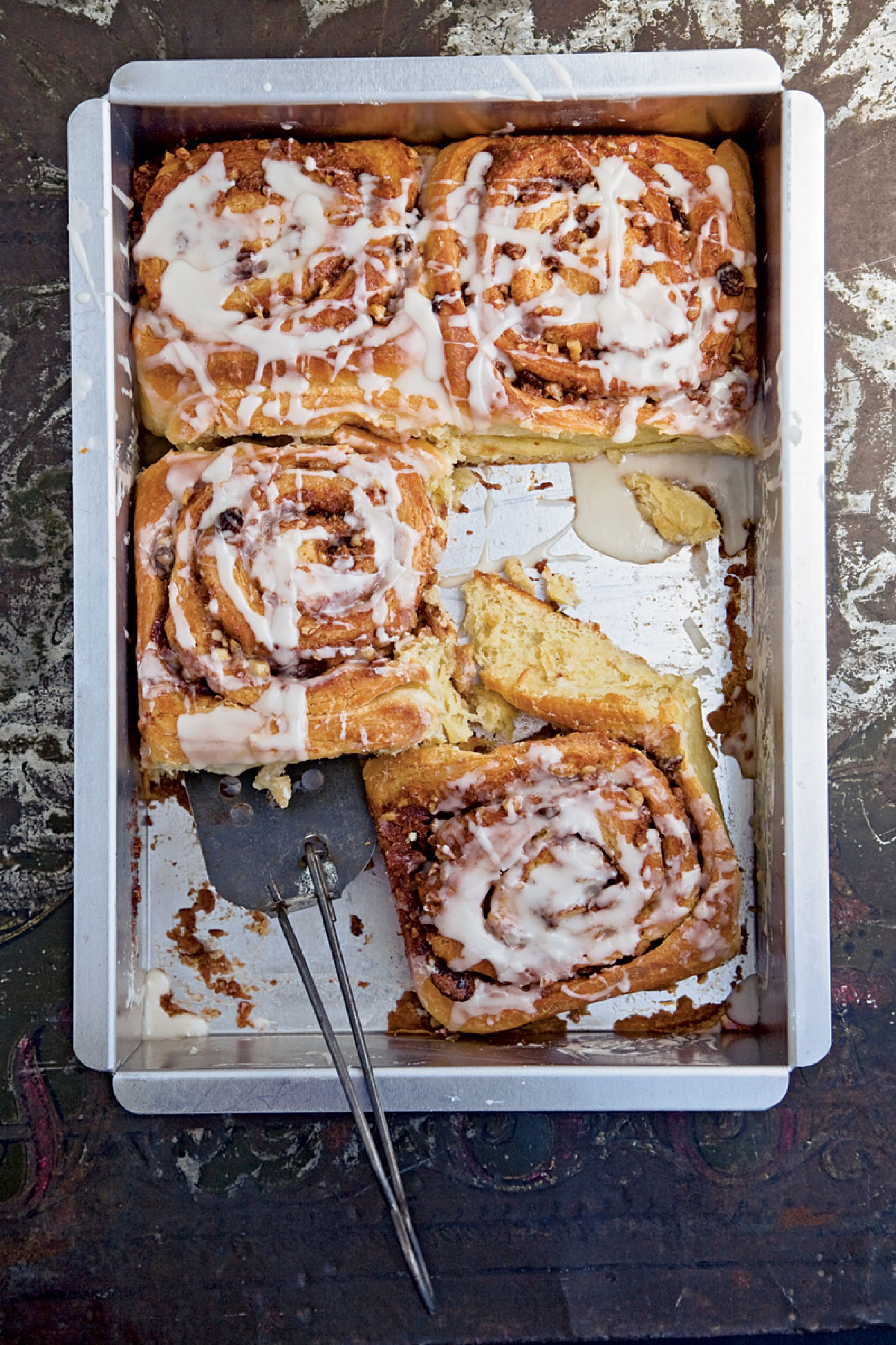 21 Favorite Brunch Recipes (Perfect for Easter!): Cream Cheese Cinnamon Rolls