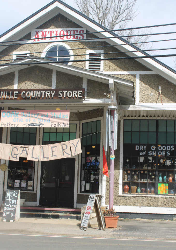 Antiques and Country Store Burnsville North carolina