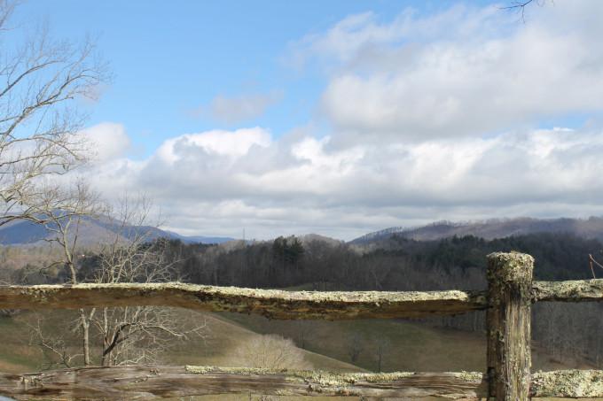 Burnsville North Carolina Mountain View