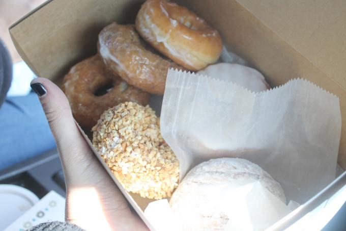 Road Trip Donuts