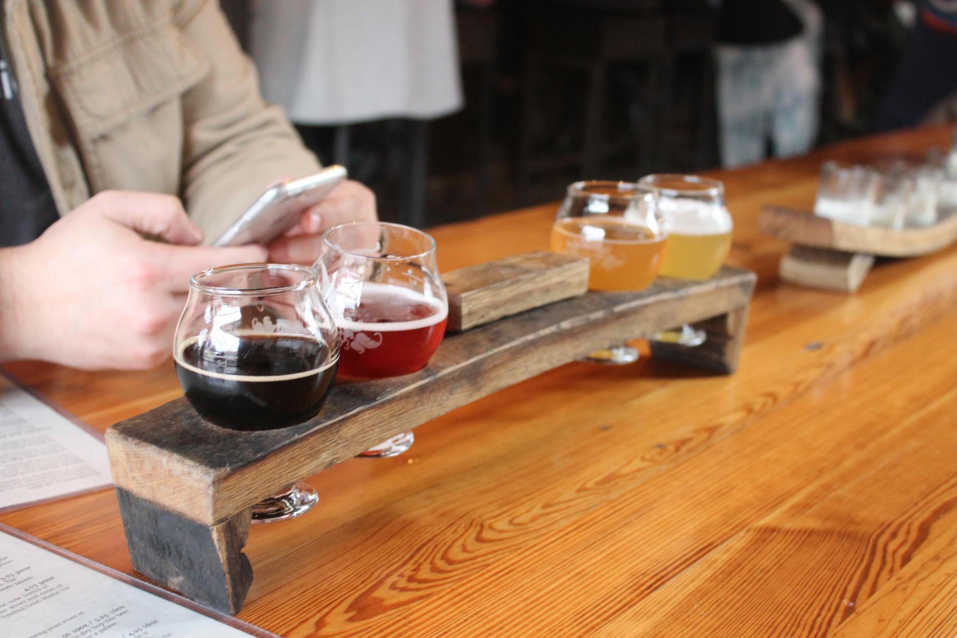 Funkatorium Brewery Asheville
