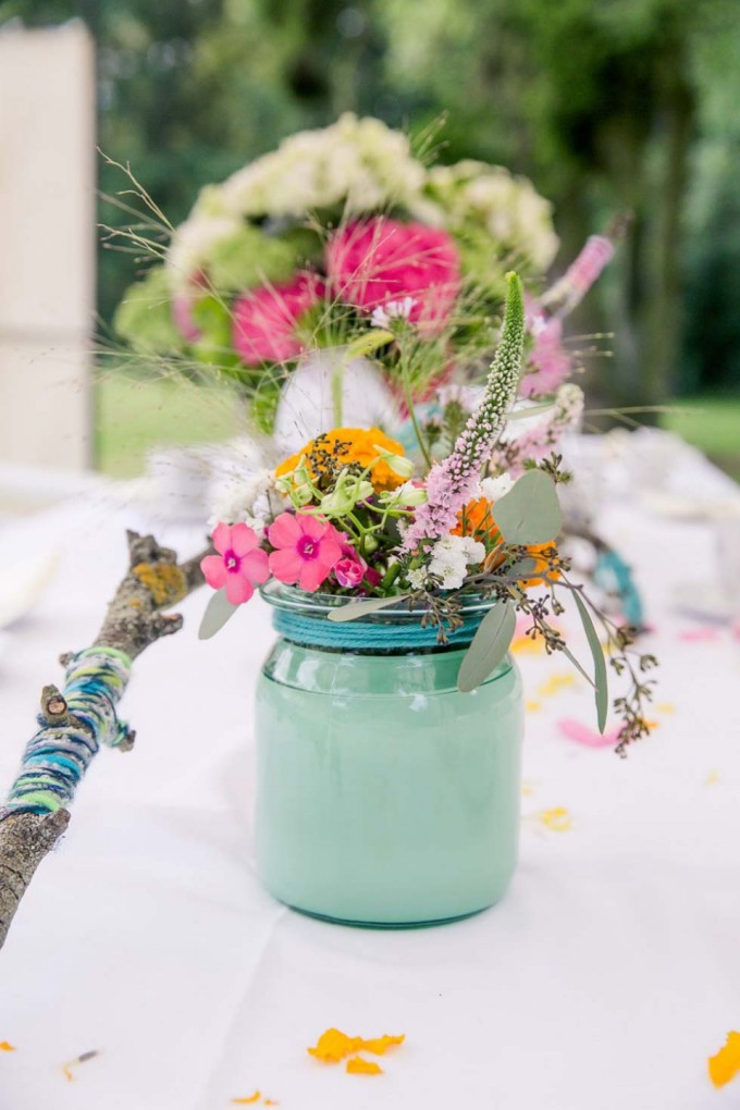 How to Make Simple DIY Flower Arrangements Glitter IncGlitter