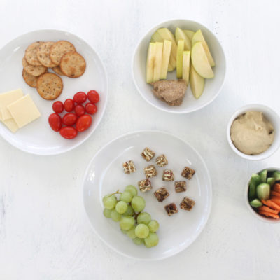 The Busy Girl's Guide to Healthy Snacking on the Go