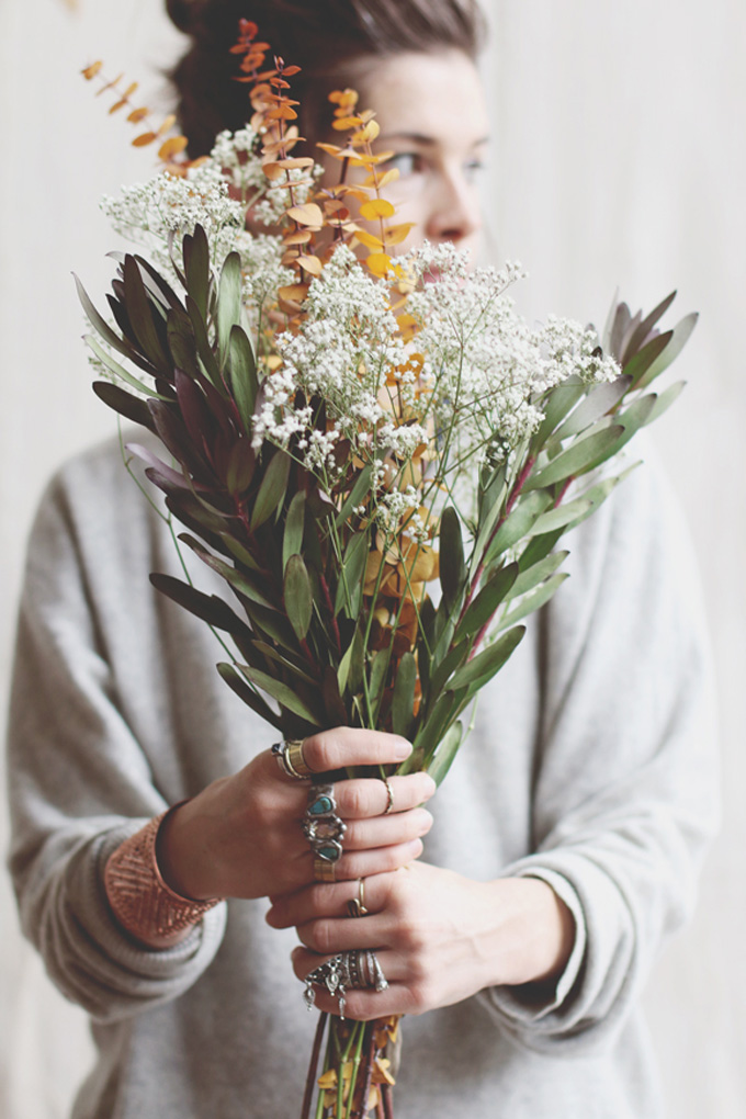 A few little love notes to the things I loved most this week, including these Bohemian Wild Flowers and Branches.