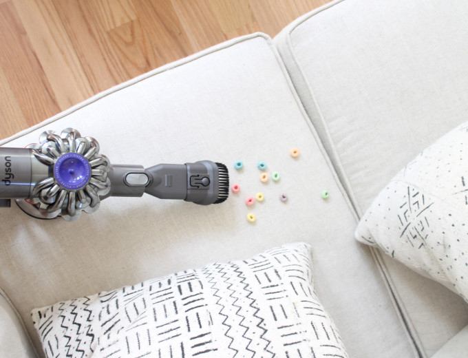 Parenting Must-Have: Dyson V6 Absolute Cord-Free Vacuum