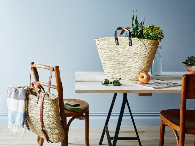 15 Favorite French Market Baskets