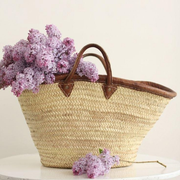 15 Favorite French Market Baskets, like this French Market Tote Basket
