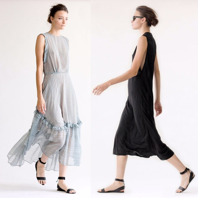 Heidi Merrick Spring 2016 Collection