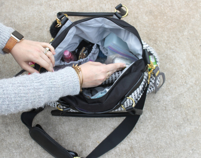 Stylish Mom Must-Have: JJ Cole's Spring Diaper Bags