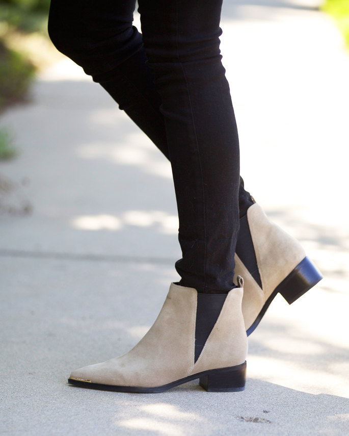 The must-have Marc Fisher Yale Chelsea Booties