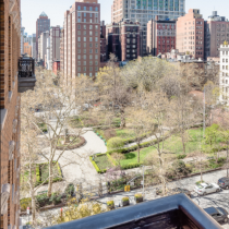 Modern Manhattan Apartment with a Key to Gramercy Park - View
