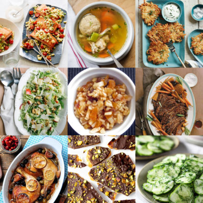 15 Favorite Passover Seder Recipes