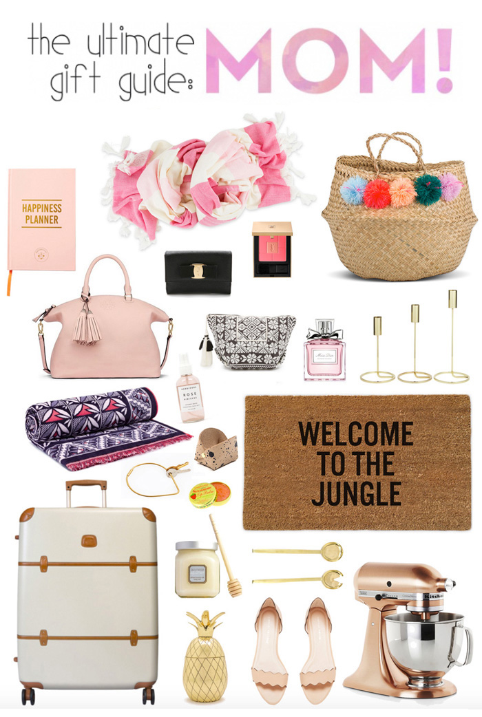 The Ultimate Gift Guide for Mom, a.k.a., the Mother's Day Gift Guide (you'll both love)