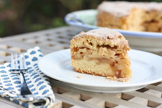 Passover Apple Cake (+ 15 Favorite Passover Seder Meal Recipes - These are all so yummy whether you're making your own Seder dinner or bringing a dish for a party!)