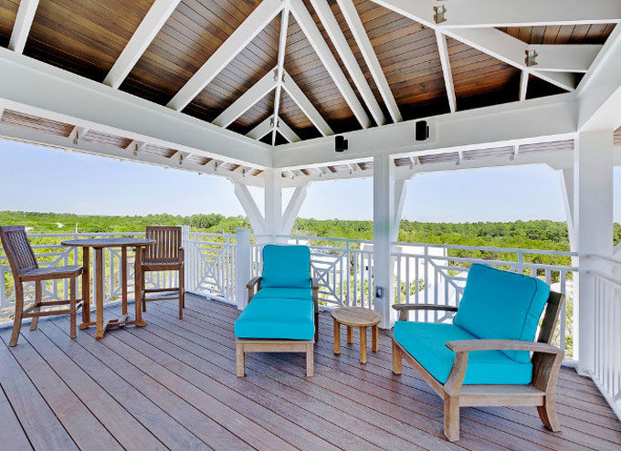 The Dreamiest Coastal Home in Seagrove Beach- View Tower