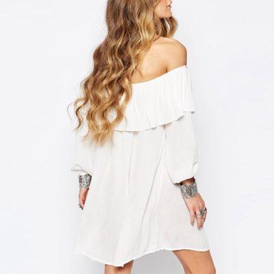 8 Unique Off-the-Shoulder Dresses