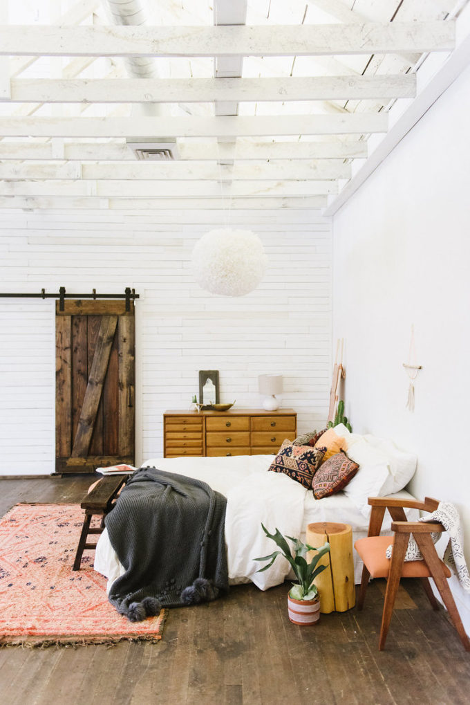 Your New Favorite Bohemian Home Décor Site: Loom + Kiln (Bohemian Bedroom)