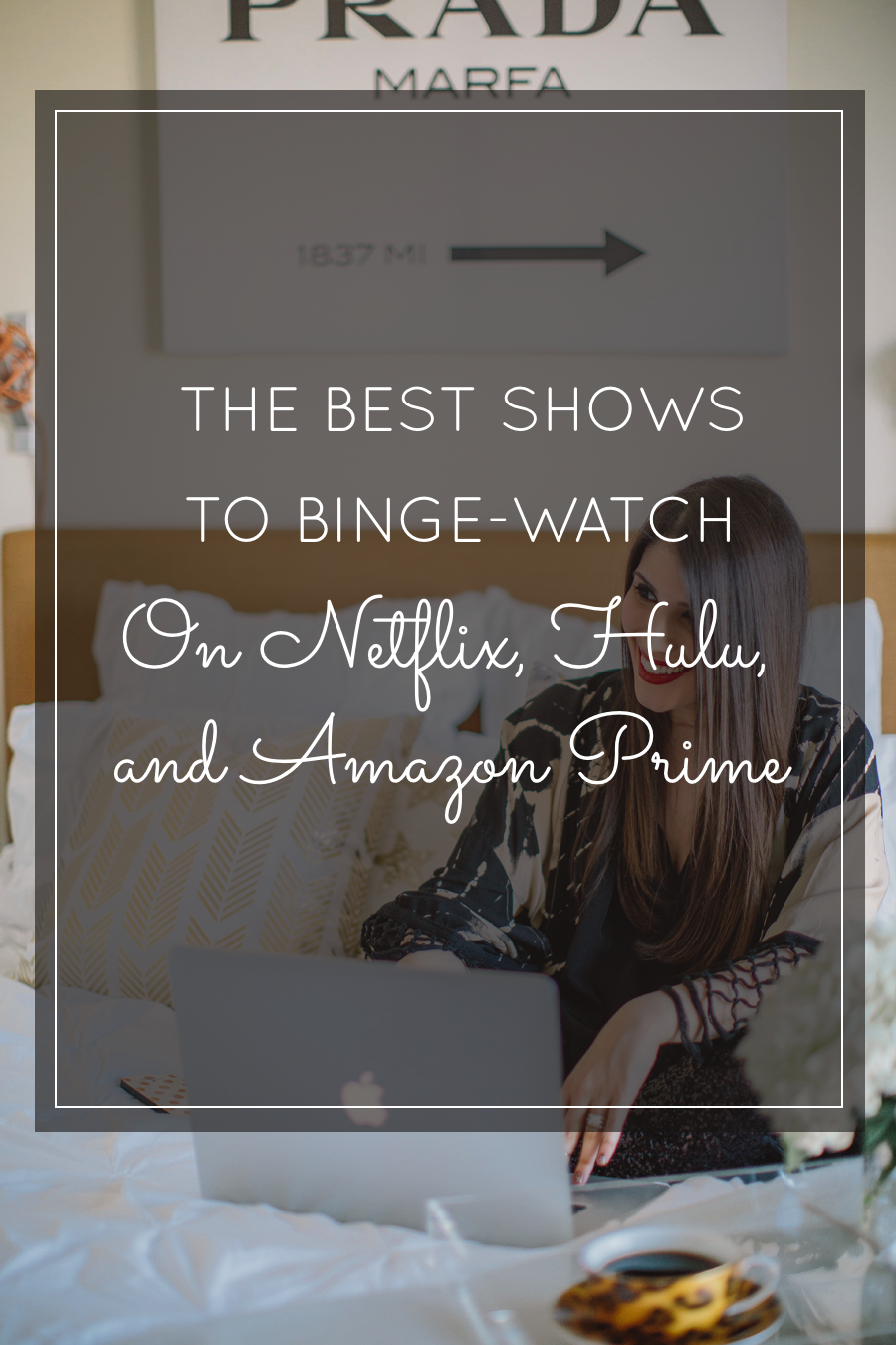 The Best Shows to Binge-Watch on Netflix, Hulu, and Amazon Prime Streaming (This list is HUGE!) - Updated January 2018 | glitterinc.com | @glitterinc