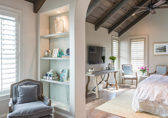 The Dreamiest Coastal Home in Seagrove Beach - Bedroom