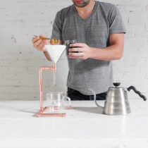 DIY-Pour-Over-Copper-Cofee-Maker