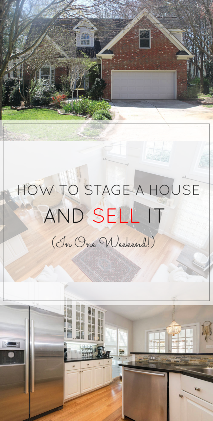Need help selling your house? Here's how to stage it, get multiple offers, and SELL your home fast.