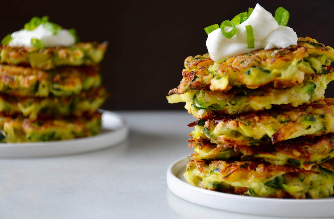 15 Amazing Zucchini Recipes You Haven't Tried Before, like these 5-Ingredient Zucchini Fritters