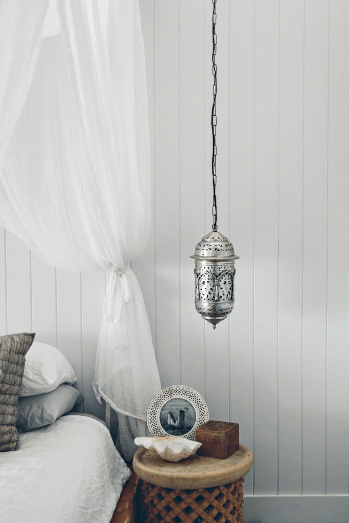 Step inside one very cool bohemian beach home in Australia. (That also happens to be a rental and an event venue!) - Bedroom Details
