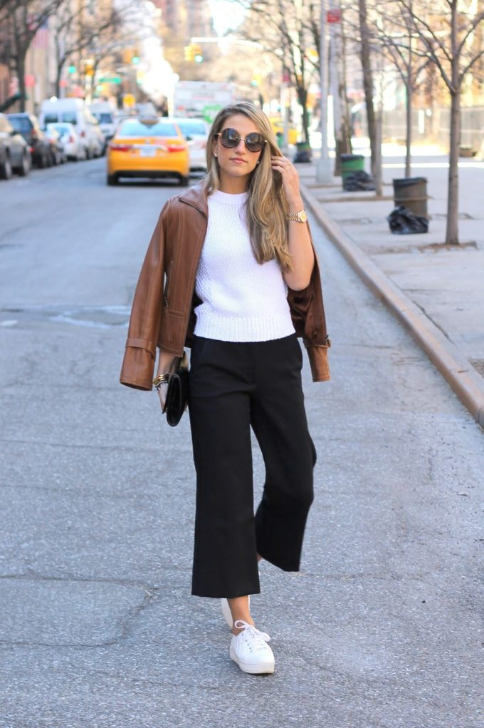 Would You Try Cropped Wide Leg Pants? | Glitter, Inc.Glitter, Inc.