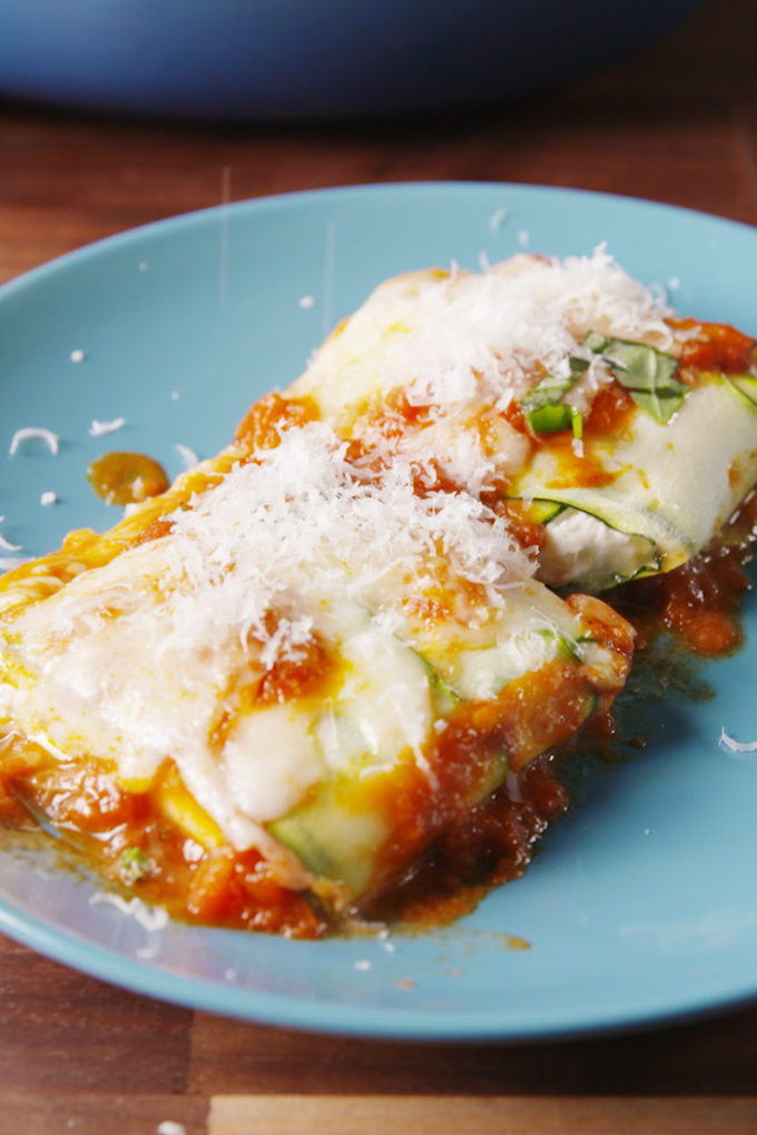 15 Amazing Zucchini Recipes You Haven't Tried Before, like how to make homemade zucchini ravioli